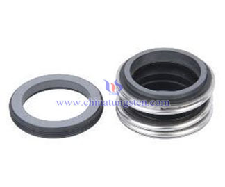 Silicon Carbide Seals Rings Picture